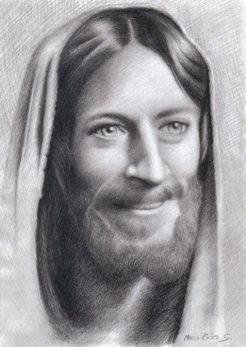 Jesus Christ by MarcoCostaS.